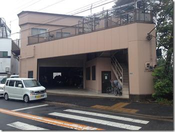 カーボディーショップONE江戸川区中央から篠崎町に引っ越しました。